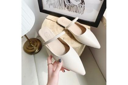 Fashionhomez 8107 Evita Slip On Platform Shoes ( size 35-40 )