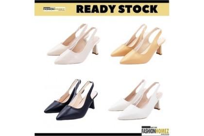 Fashionhomez 8232 LELA Back Stappy Heel ( size 35-39 )